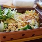 cafe ma-no - 野菜のこんがりオーブン焼き