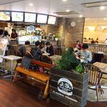 49676507 - 新しくなった池袋ルミネの食堂街の「J・S BURGER CAFE」