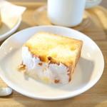 Kinco - レモンケーキ 1cut (200円) '16 3月下旬