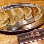 華道 - 焼き餃子