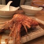 魚のてっぺん - カマポン酢