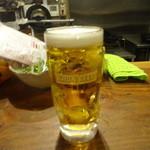 49678122 - 生ビール