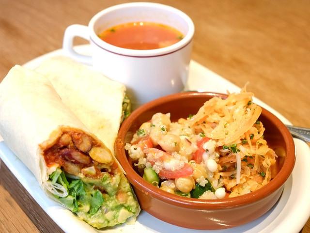 Cafe,Bar&Deli by NODE UEHARAの料理の写真
