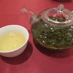 中華 うずまき - 28年4月 お茶