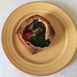 くるるの杜 農畜産物直売所 - 料理写真:パイ生地にカレールー彩り野菜。