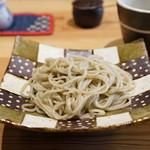 一東菴 - お任せ3種の蕎麦と天ぷら