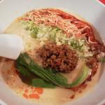 おどるタンタン麺 - タンタン麺700円(税込)