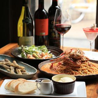 美味しい料理とお酒で宴会いかがですか?