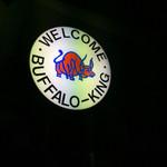 バッファローキング - お店ロゴ看板