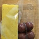 土佐屋 - 安納芋ようかん、あんこ玉