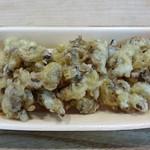 鮮魚丸忠 - 料理写真:あさり天ぷら 480円