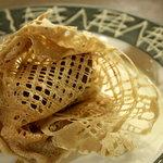 ダッタン蕎麦 寿庵 - 小倉クリームガレット 420円