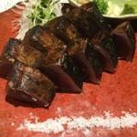 49690390 - かつを 藁焼き塩たたき:これは絶品です。このお料理を食べるだけでも行く価値があります。