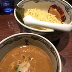 麺屋武蔵 神山 - 濃厚つけ麺大盛