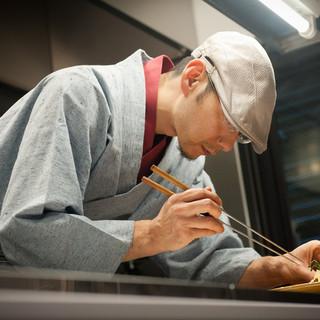 栄養士から料理人へ食一筋で食の意味合いを常に考える