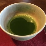 古都蕗 - お抹茶