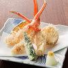 ずわい蟹天麩羅