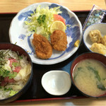 49692390 - A定食 ¥720