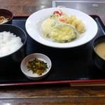 めしや 大福 - おまかせ定食 税込840円