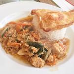 タイサラ タイ レストラン - ガパオガイ ランチ/850円