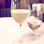 銀座 ハプスブルク・ファイルヒェン - ニワトコの花のジュース