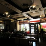 喫茶 プランタン - 店内風景~セピア色の雰囲気♪