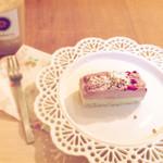 トゥルーベリー - ベリーチーズケーキ