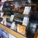 紀の国屋本店 - 食べログのステッカーが~!