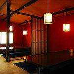 茶の間 吟 - 個室(要ご予約)2〜4名様用