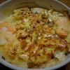 セブンイレブン - 料理写真:なめらかソースの濃厚海老グラタン