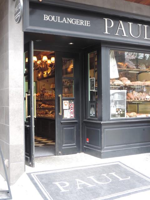 PAUL  神楽坂店 - お店の入口