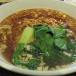 紅龍 - 麻辣タンタン麺