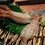 寿司ひでぞう - モサエビ