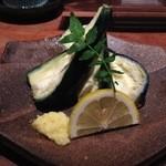 寿司ひでぞう - 泉州水ナス