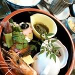旬菜はる - 料理写真: