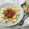 高砂食品 - 料理写真:まるでカルボナーラ風ラーメン[500円]