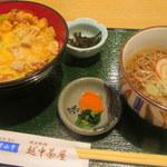 49704539 - 親子丼定食