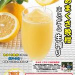神戸屋 レストラン - オーダーを頂いてから絞るフレッシュジュース