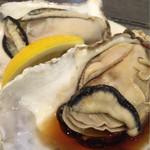 高砂○ 本店 - 殻つき牡蠣セット