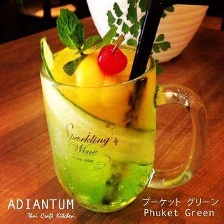 タイの気分が味わえる♪珍しいアルコール類ございます!