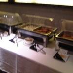 広東料理セレブリティクラブ セラリ迎賓館 - [料理] 温菜トレー 3台