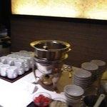 広東料理セレブリティクラブ セラリ迎賓館 - [料理] スープコーナー