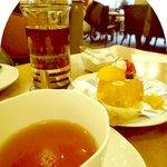 欧風菓子エノモト - 紅茶ケーキセット