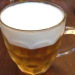 つばめグリル - サッポロ生ビール