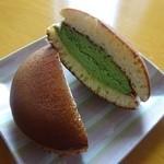 にこり - 料理写真:抹茶150円