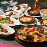 SPAIN Restaurant & Bar エルカミーノ - 料理写真: