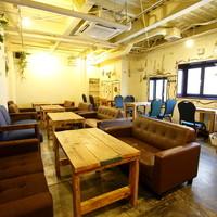 PUBLIC KITCHEN cafe - 2Fソファー席