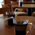 丸山珈琲  - アイスコーヒー 630円