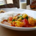 フォレスター - 野菜カレー