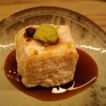 49720819 - 焼きごま豆腐
